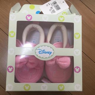 ディズニー(Disney)の新品未使用 ディズニー ベビー ジューズ(スニーカー)