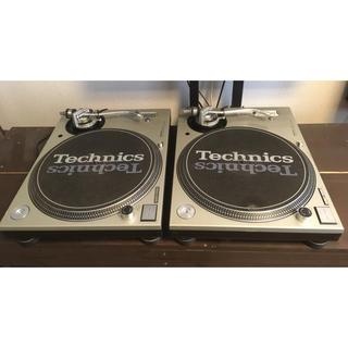 テクニクス ターンテーブル 2台セット(ターンテーブル)