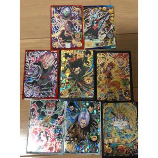 ドラゴンボール(ドラゴンボール)のバラ売り可☆ ドラゴンボールヒーローズ ゴクウブラック(シングルカード)