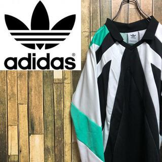 アディダス(adidas)の【激レア】アディダスオリジナルス☆エキップメントカラーブロックデザインロンT(Tシャツ/カットソー(七分/長袖))