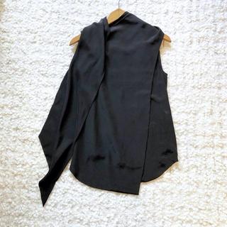 セリーヌ(celine)の美品❤️celine❤️シルクブラウス/フィービー(シャツ/ブラウス(半袖/袖なし))