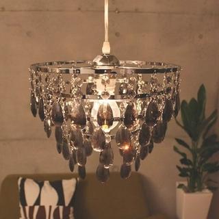 フランフラン(Francfranc)のGALAシャンデリア照明ペンダントランプ(天井照明)