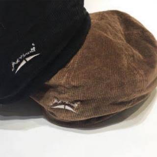 カスタネ(Kastane)のkastane ベレー帽(ハンチング/ベレー帽)