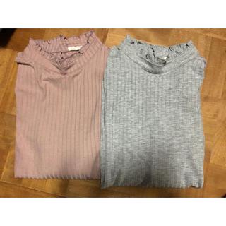 ジーユー(GU)の専用(Tシャツ(長袖/七分))