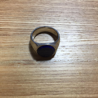トムウッド ブルーラピス(リング(指輪))