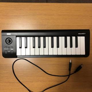 コルグ(KORG)のKORG microKEY 25(MIDIコントローラー)
