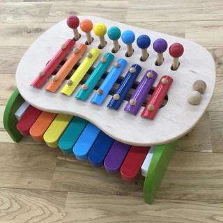 最終値下16日まで】森のメロディメーカー(楽器のおもちゃ)