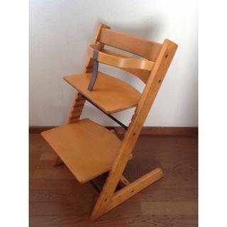 Stokke - お子様と一緒に成長する椅子  トリップ・トラップチェア