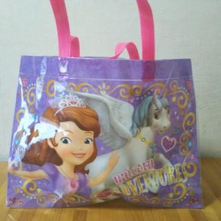 ディズニー(Disney)のソフィア プールバッグ 新品(マリン/スイミング)