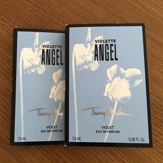 ティエリーミュグレー(Thierry Mugler)のティエリーミュグレー バイオレットエンジェル 香水 1.5ml(香水(女性用))