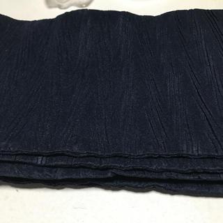 濃紺 半幅帯(帯)
