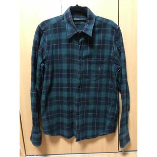 ニーキュウイチニーキュウゴーオム(291295=HOMME)の291295-HOMME チェック ネルシャツ(シャツ)