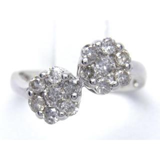 K14 0.60ct ダイヤモンド リング(リング(指輪))