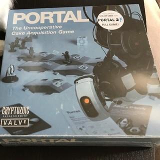 Portal ボードゲーム 和訳済み