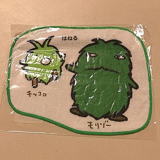 愛・地球博 モリゾー&キッコロ ミニタオル(キャラクターグッズ)