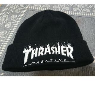 スラッシャー(THRASHER)のTHRASHER ニット(ニット帽/ビーニー)
