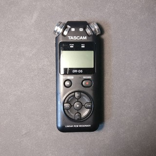 TASCAM DR-05(その他)