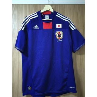 アディダス(adidas)のサッカー日本代表ユニフォーム O(XL)サイズ(応援グッズ)