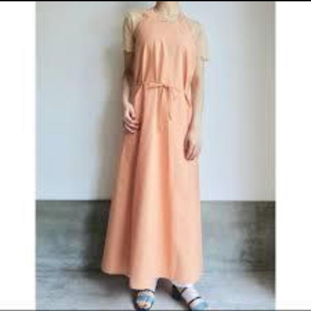 baserange  apron dress  レディースのワンピース(ロングワンピース/マキシワンピース)の商品写真