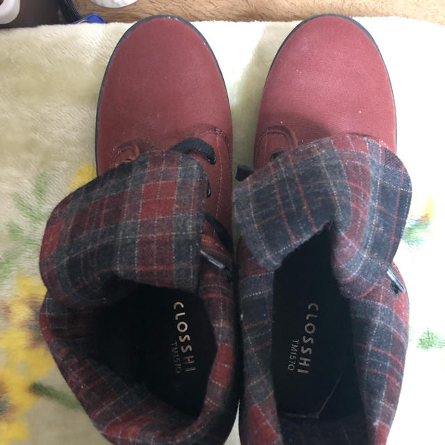 しまむら(シマムラ)のスニーカーレディース レディースの靴/シューズ(スニーカー)の商品写真