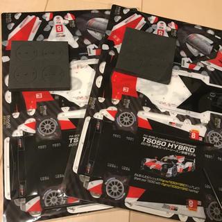 トヨタ(トヨタ)のトヨタ TS050 HYBRID 組み立てキット 2枚組(その他)