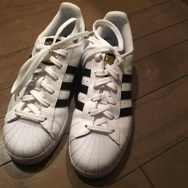 adidas(アディダス)のadidas superstar メンズの靴/シューズ(スニーカー)の商品写真