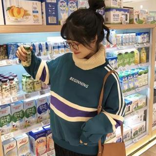 韓国ファッション トレーナー