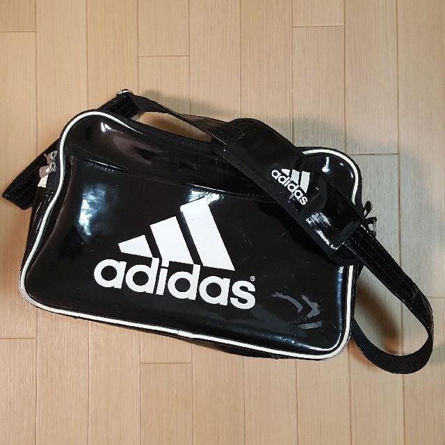 adidas(アディダス)のadidas☆スポーツバッグ中 メンズのバッグ(ボストンバッグ)の商品写真