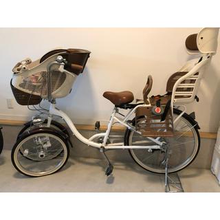 バンビーナ 三人乗り自転車(自転車)
