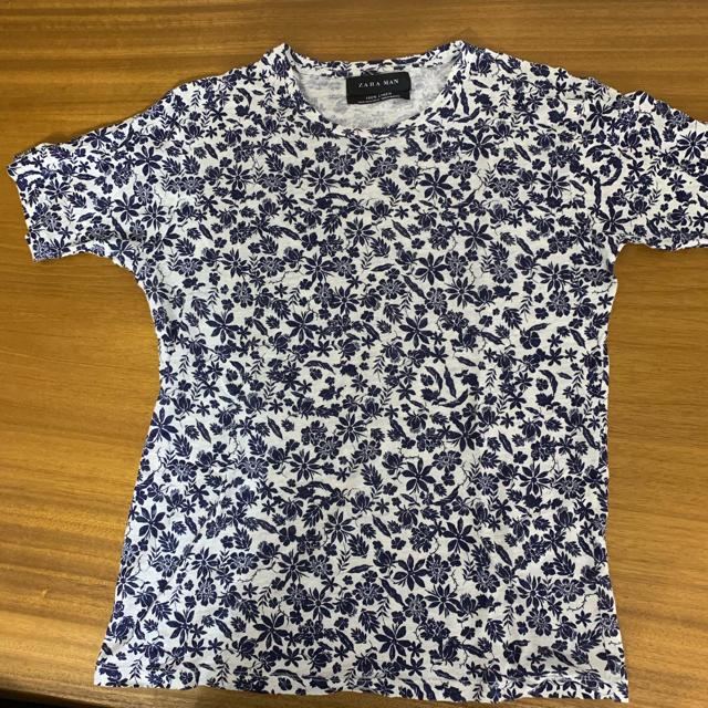 ZARA(ザラ)のZARA メンズTシャツ メンズのトップス(Tシャツ/カットソー(半袖/袖なし))の商品写真