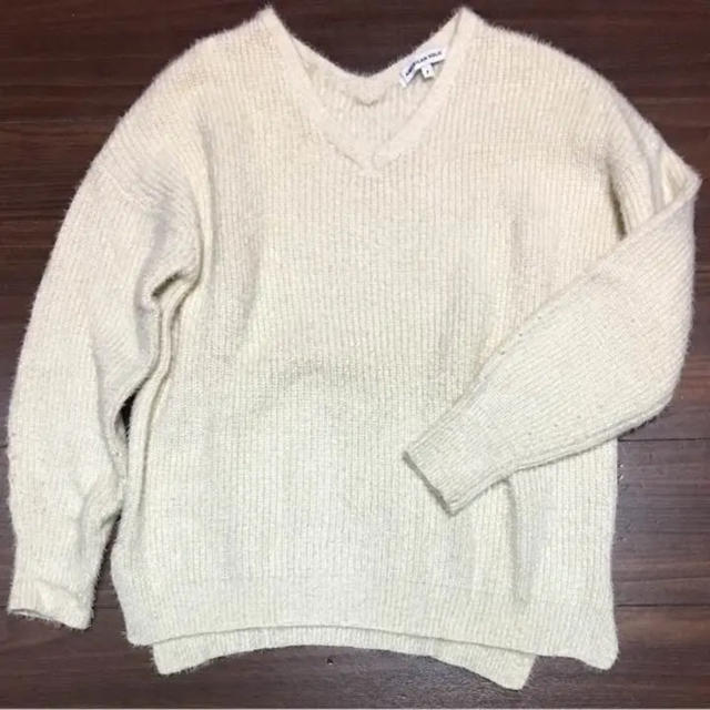 アメリカンホリック シャギーニットプルオーバー レディースのトップス(ニット/セーター)の商品写真