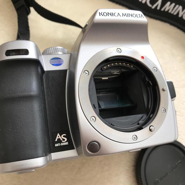 KONICA MINOLTA(コニカミノルタ)のコニカミノルタ  αSweet Digital 本体 スマホ/家電/カメラのカメラ(ミラーレス一眼)の商品写真