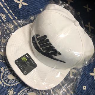 ナイキ(NIKE)の新品☆NIKE CAP ☆White(キャップ)