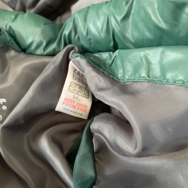 ZARA KIDS(ザラキッズ)のZARAbaby ダウンジャケット キッズ/ベビー/マタニティのキッズ服 男の子用(90cm~)(ジャケット/上着)の商品写真