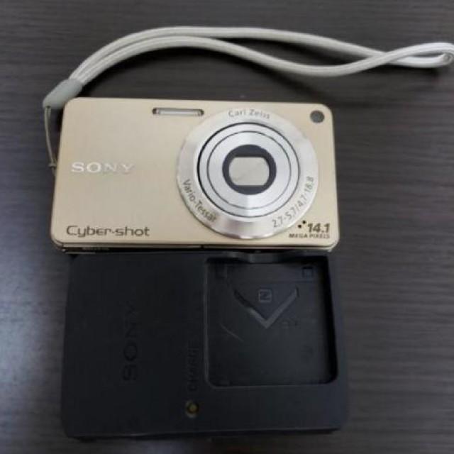 SONY(ソニー)のソニー★cyber-shot スマホ/家電/カメラのカメラ(コンパクトデジタルカメラ)の商品写真