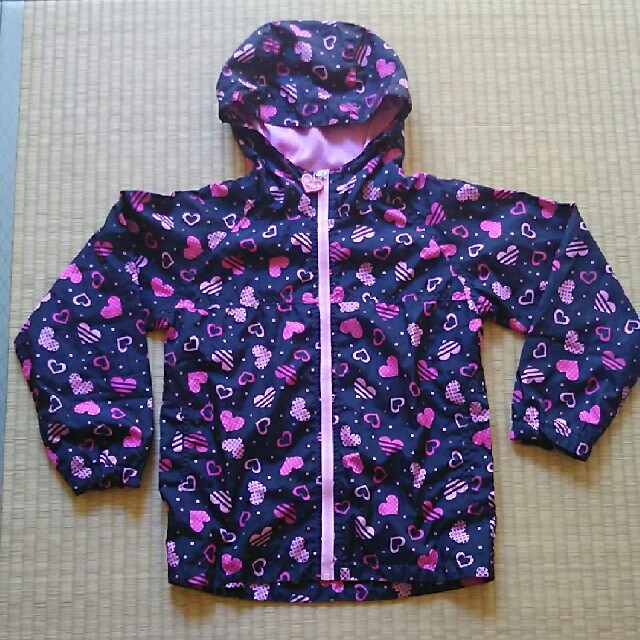しまむら(シマムラ)のしまむら130ウインドブレーカー キッズ/ベビー/マタニティのキッズ服 女の子用(90cm~)(ジャケット/上着)の商品写真