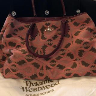 ヴィヴィアンウエストウッド(Vivienne Westwood)の最終価格!旅行バッグ(ボストンバッグ)