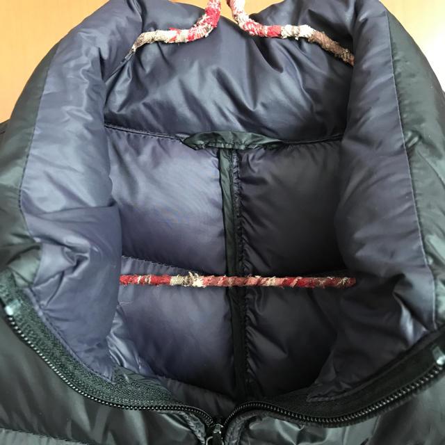 しまむら(シマムラ)のダウン ブラック レディースのジャケット/アウター(ダウンジャケット)の商品写真