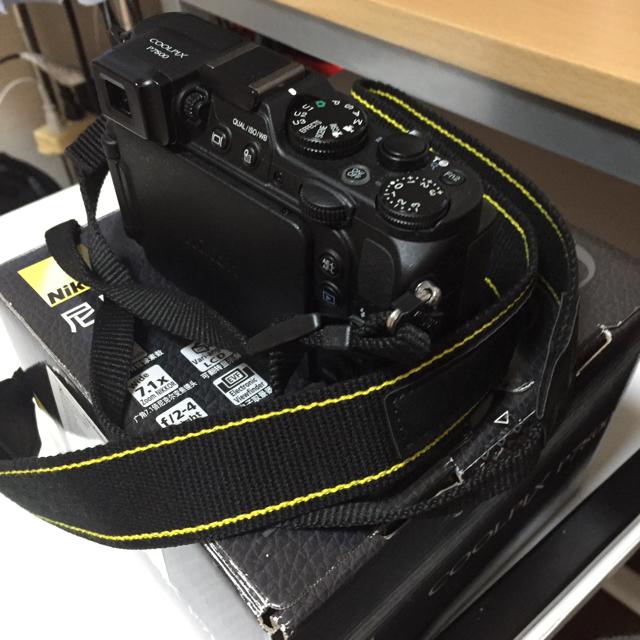 Nikon(ニコン)のニコン クールピクスP7800 コンデジ スマホ/家電/カメラのカメラ(コンパクトデジタルカメラ)の商品写真