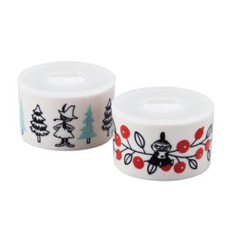 リトルミー(Little Me)の⁂新商品⁂ムーミン レンジ2点セット 陶器(容器)