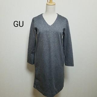 ジーユー(GU)のGU ワンピース(ミニワンピース)