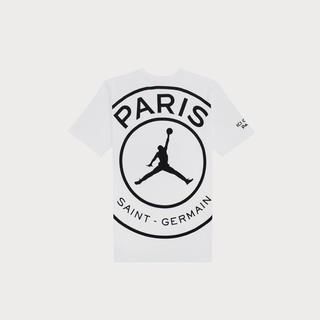 ナイキ(NIKE)のメロ様専用 新品 XXL PSG jordan ロゴ Tシャツ(Tシャツ/カットソー(半袖/袖なし))