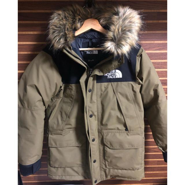 ノースフェイス マウンテン ダウン コート XS  希少 メンズのジャケット/アウター(ダウンジャケット)の商品写真