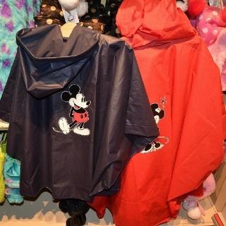 ディズニー(Disney)の美品♡ディズニーランド レインコート ポンチョ(レインコート)