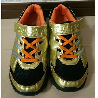 アディダス(adidas)の新品同様 アディダス adidas 21.5cm スニーカー(スニーカー)