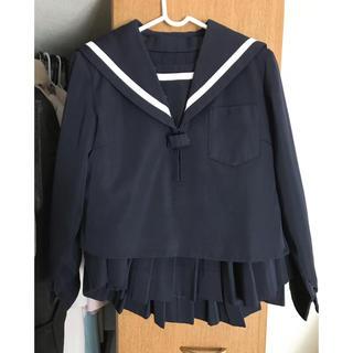 女子制服 中学高校 セーラー服(衣装一式)