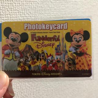 ディズニー(Disney)の非売品 ディズニー フォトキーカード(その他)