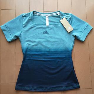 アディダス(adidas)のテニス シャツ アディダス Mサイズ(ウェア)