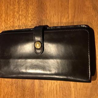 グレンロイヤル(GLENROYAL)のGLENROYAL グレンロイヤル 2つ折り長財布 中古品(長財布)