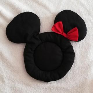 ディズニー(Disney)のベビー キッズ 枕 ミニーマウス(枕)